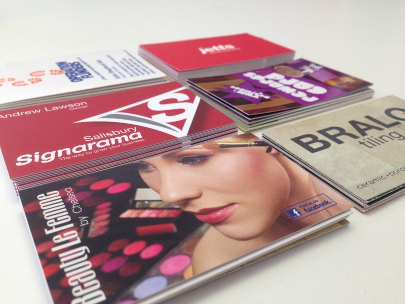 Business Cards Flyers & Brochures