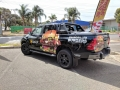 vehicle graphics_signage_carls jr hilux 06