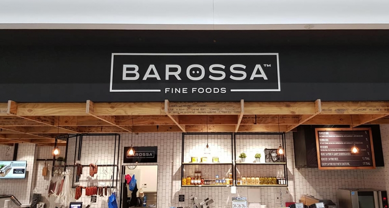 3D acrylic letters_signage_barossafinefoods 03